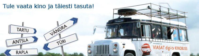 Viasat digi-TV kinobussituur