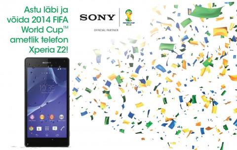 Sony Mobile @ Katusekino FIFA Arena