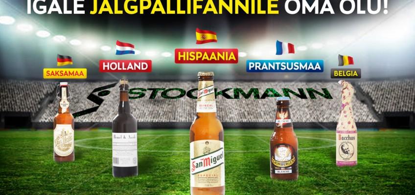Stockmann õllereklaam