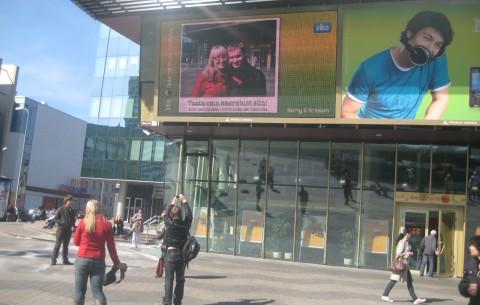 Sony Ericsson naeratuste jaht
