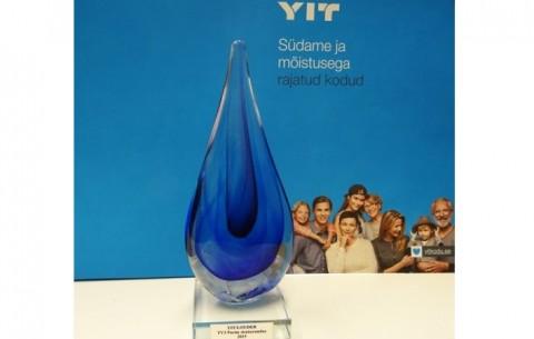 Louder & YIT võitsid sisuturunduse auhinna