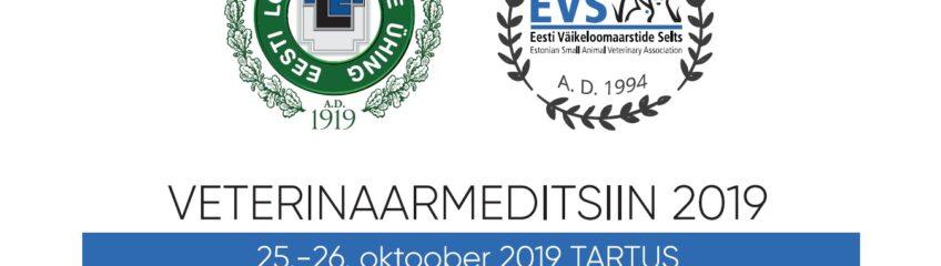 Konverents Veterinaarmedtisiin 2019